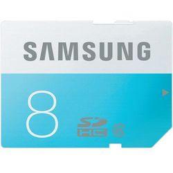 Karta pamięci SDHC Samsung MB-SS08D/EU, 8 GB, Class 6, 24 MB/s