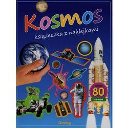 Kosmos Książeczka z naklejkami - Praca zbiorowa