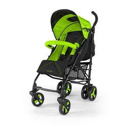 Milly Mally, Royal Green, wózek spacerowy Darmowa dostawa do sklepów SMYK