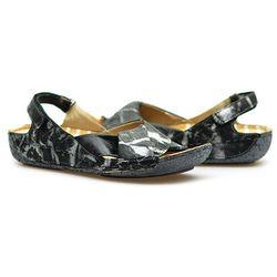 Sandały Carini B1122-330 Czarne