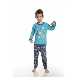 Piżama Cornette Kids Boy 593/50 Cats & Dogs
