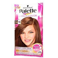 Palette Instant Color, szampon koloryzujący w saszetce, 16 czekoladowy brąz