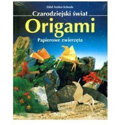 Origami. Papierowe zwierzęta (opr. broszurowa)