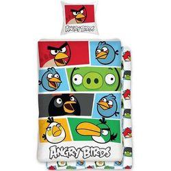Halantex Dziecięca pościel bawełniana Angry Birds 009,