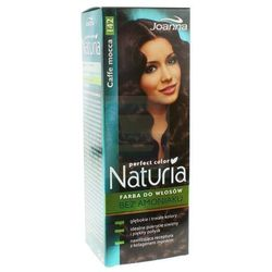 Joanna Naturia Perfect Color Farba do włosów bez amoniaku Caffe Mocca nr 142