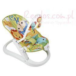 Fisher Price Baby Gear Składany leżaczek z wibracjami