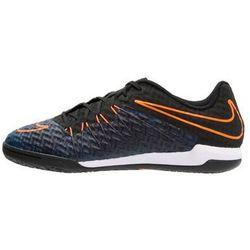Nike Performance HYPERVENOMX FINALE IC Halówki black/total orange/racer blue