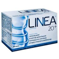 Linea 20+ - 60 tabletek na odchudzanie