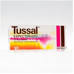 Tussal Expectorans tabl. 0,03 g 10 tabl. (blister)
