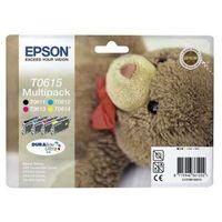 Zestaw tuszy Epson C13T06154010 CMYK