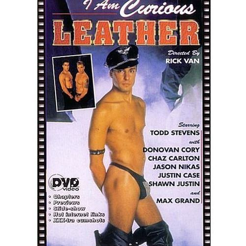 DVD I Am Curious Leather