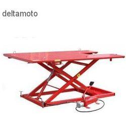 Podnośnik motocyklowy platformowy, pneumatyczny, 750kg