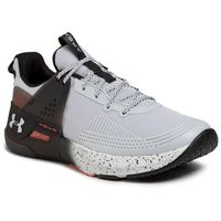 Buty UNDER ARMOUR - Ua Hovr Apex 3022206-110 Gry