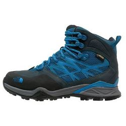 The North Face HEDGEHOG HIKE GTX Buty trekkingowe boulder blue/blue aster