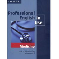Professional English in Use Medicine (opr. miękka)