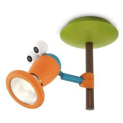 Lampa sufitowa dla dzieci Philips 563105516, (DxSxW) 10.1 x 14.5 x 16.1 cm
