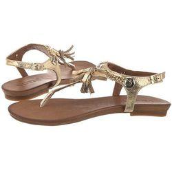 Sandały Venezia Złote 302502 Gold (VE52-a)