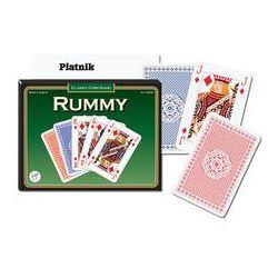Piatnik, karty do gry, 2 talie, Remik