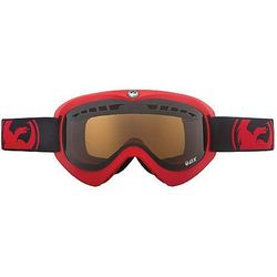 okulary Dragon DX - Pop Red/Jet