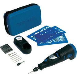 Mini szlifierka Dremel 7700-15, 10000-20000 U/min, zestaw akcesoriów