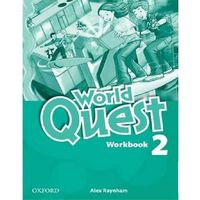 World Quest: 2: Workbook (opr. broszurowa)