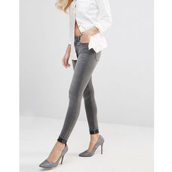 M.i.h Jeans Bodycon Skinny High Rise Jeans - Grey