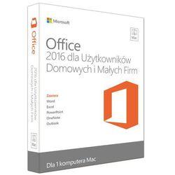 Microsoft Office 2016 Mac Home Business (PKC) PL