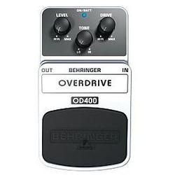 Behringer OVERDRIVE OD400 efekt gitarowy