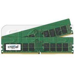 Pamięć RAM Crucial 2x16GB 2400MHz DDR4 CL17 DR x8 ECC Unbuffered DIMM 288pin - CT2K16G4WFD824A