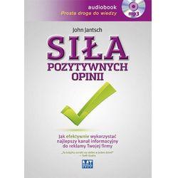 Siła pozytywnych opinii (audiobook CD) (opr. twarda)