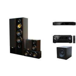 PIONEER VSX-831 + BDP-100 + TAGA TAV-606 v3 + TSW-200 - Kino domowe - Autoryzowany sprzedawca