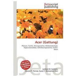 Acer (Gattung)
