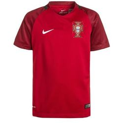 Nike Performance 2016 PORTUGAL HOME STADIUM Koszulka reprezentacji gym red/deep garnet/white