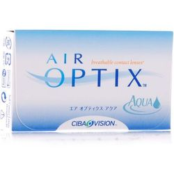 Air Optix Aqua, 3 szt.
