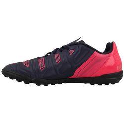 103231 01 buty PUMA EVOPOWER 4.2 TURF ORLIK - czarny/czerwony ||granatowy/czerwony