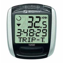 SIGMA Baseline 1200 - Licznik rowerowy