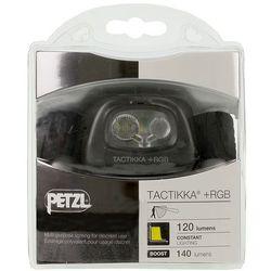latarka czołowa Petzl Tactikka Plus RGB/E89 BHB N - Black