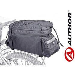 15-000057 Torba na bagażnik AUTHOR A-N472, 11l czarna