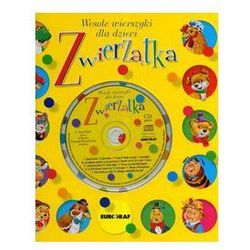 Zwierzątka wesołe wierszyki dla dzieci +CD