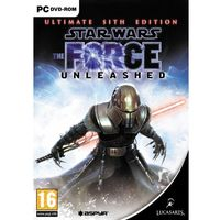 Star Wars The Force Unleashed (PC)