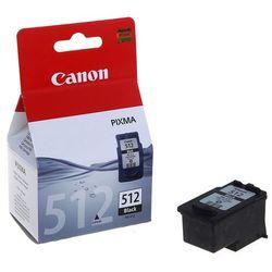 Tusz Canon PG-512 Czarny do drukarek (Oryginalny) [15ml]