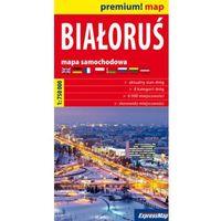 Białoruś 1:150 000 Mapa Samochodowa (opr. kartonowa)
