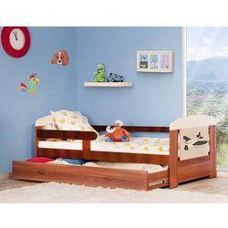 Łóżko parterowe Flip 160x80 + szuflada