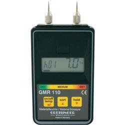Wilgotnościomierz do materiałów Greisinger GMR 110, inwazyjny