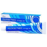 Felogel NEO żel 0,01 g/g 60 g (tuba)