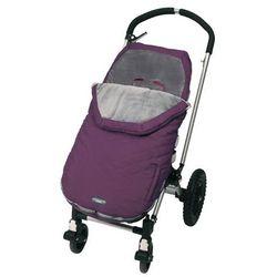 Śpiworek do wózka Urban Plumberry (1-3 lata) - fioletowy