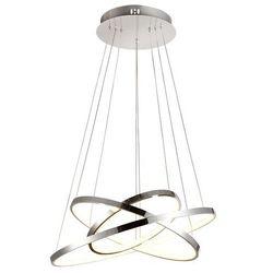 futurystyczna lampa sufitowa led mikada 57 x 33 5 w