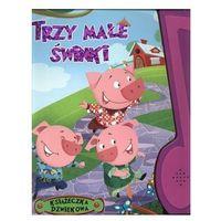 Trzy małe świnki Książeczka dźwiękowa