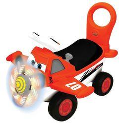 Kiddieland, Samoloty, jeździk, Dusty Fire & Rescue Activity Darmowa dostawa do sklepów SMYK