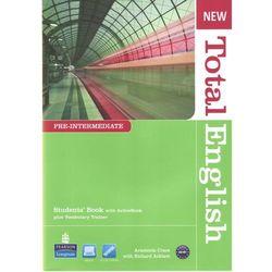 New Total English Pre-Intermediate Student's Book With Cd (opr. miękka)